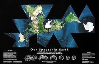 Earthfullerprojectionfromspace